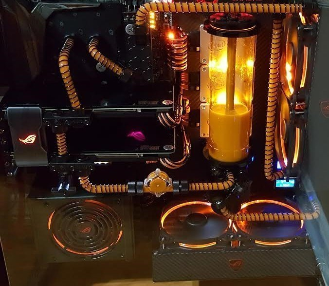 water cooling batman