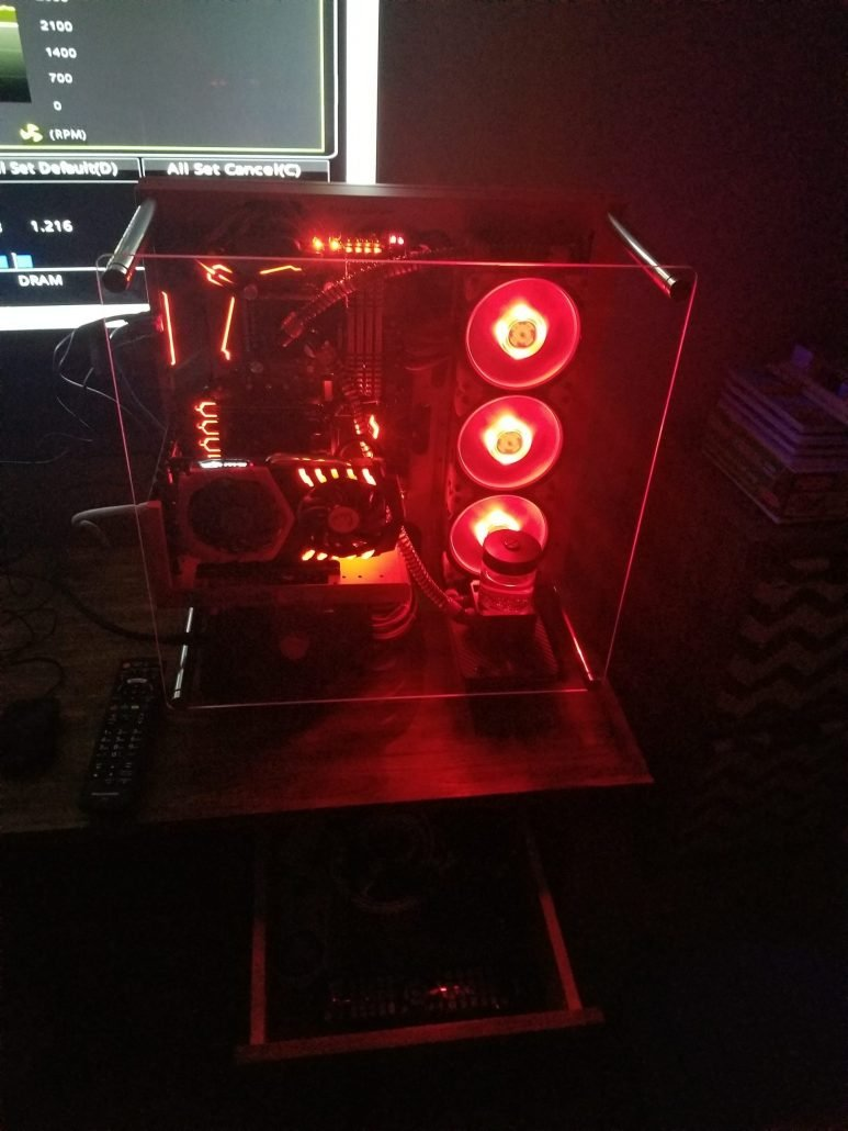 custom PC build