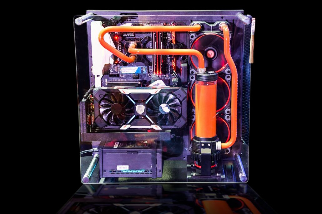 Liquid Cooled Pc >> Why You Should Liquid Cool Your Gaming System Spartan Liquid Cooling